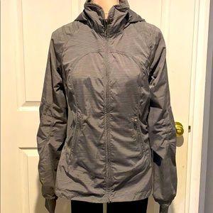 Lululemon water proof running jacket